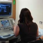 Duplex ultrasound imaging